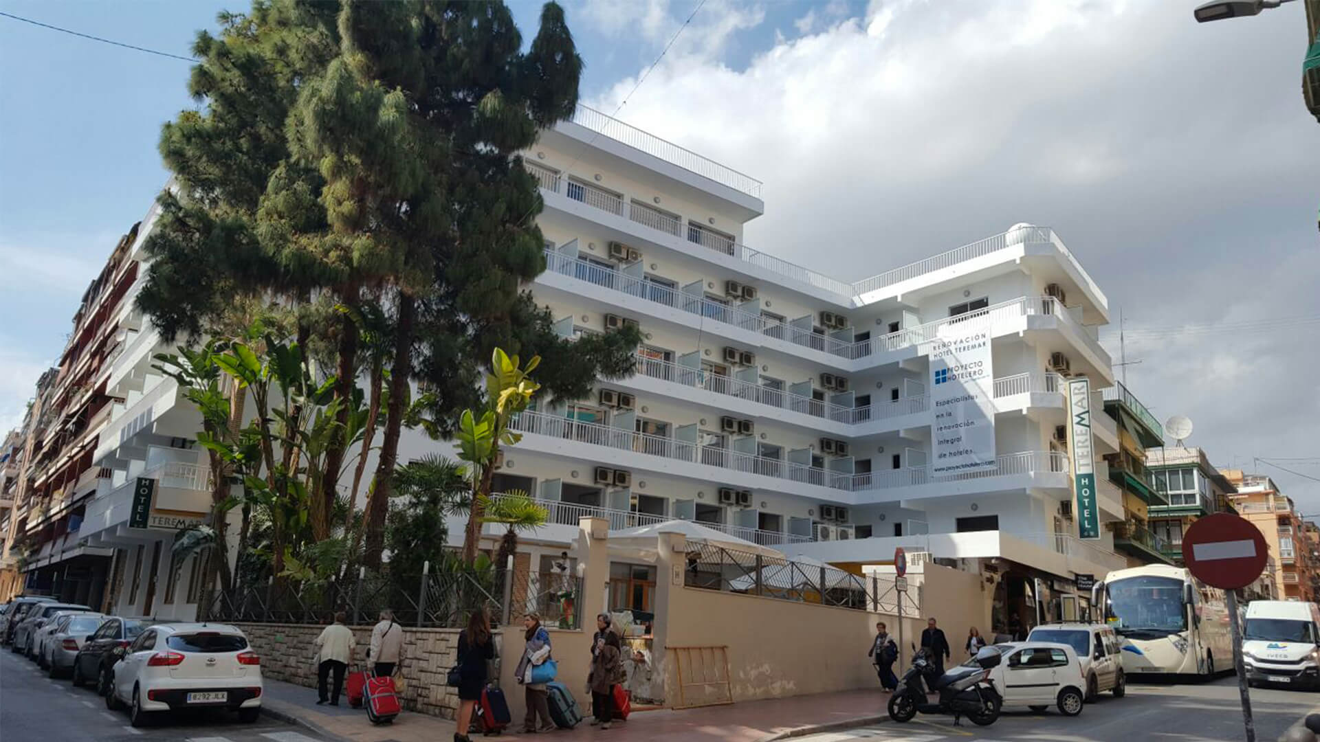 Renovation of Hotel Teremar in Benidorm Slide 01