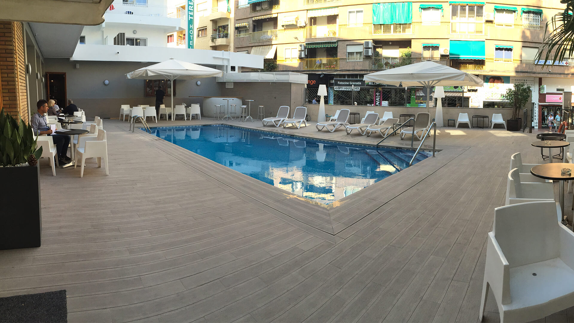 Renovation of Hotel Teremar in Benidorm Slide 06